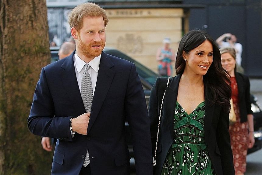American actress Meghan Markle, who will wed Britain's Prince Harry (both above) on May 19, is expected to learn royal etiquette.