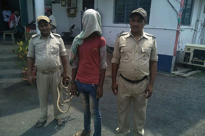 A 19-year-old man has been arrested for allegedly raping and setting a 17-year-old girl on fire in Jharkhand state. The attack happened last Friday, on the same day as another similar incident.
