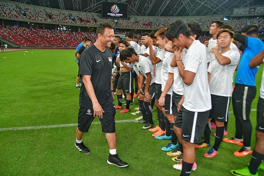 Fandi Ahmad, head coach of the national Under-23 team, is tipped to take on a role similar to that of an assistant national coach with the senior side.