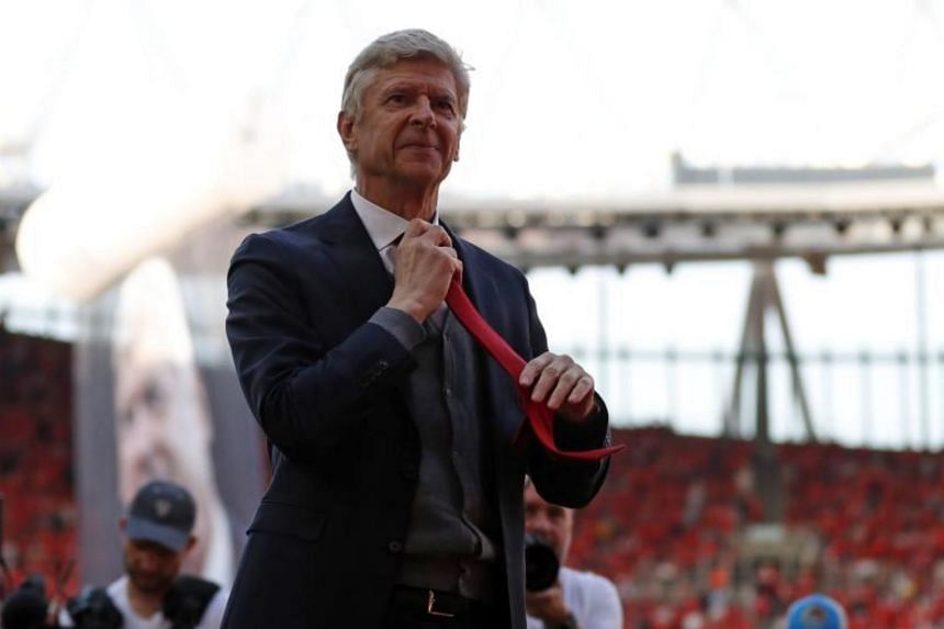 Arsene Wenger said he will take a break from football before deciding on his next move.