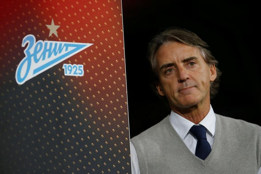 Zenit Saint Petersburg manager Roberto Mancini has agreed a two-year deal worth €2 million (S$3.18 million) a year which will be penned after the end of the Russian season which concludes next Sunday.