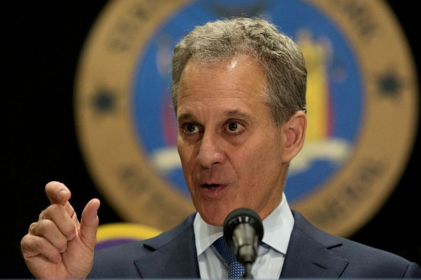 New York Attorney General Eric Schneiderman had planned to run for re-election in November.