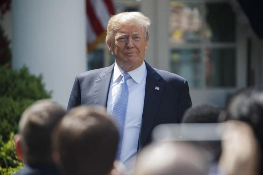 US President Donald Trump's administration's proposal is a Republican effort to claim fiscal responsibility after a deficit-increasing tax cut and a massive fiscal 2018 spending Bill.
