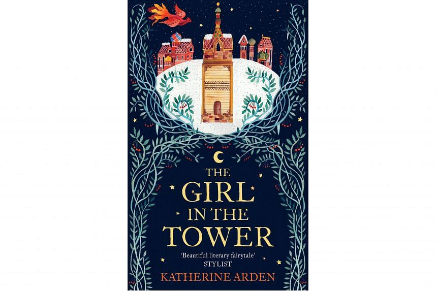 Katherine Arden grew up in Texas, but fell in love with Russian fairy tales at a young age. Her latest book, The Girl In The Tower (above), is based on mediaeval Russia.