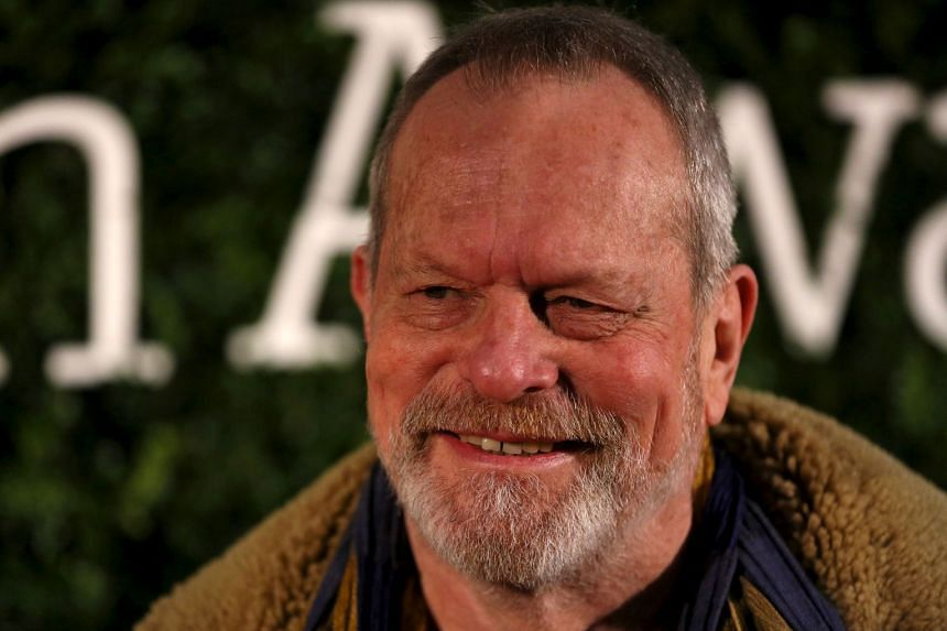 """The so-called """"curse of Don Quixote""""  has dogged Gilliam's (above) attempts to make the film for the last two decades."""