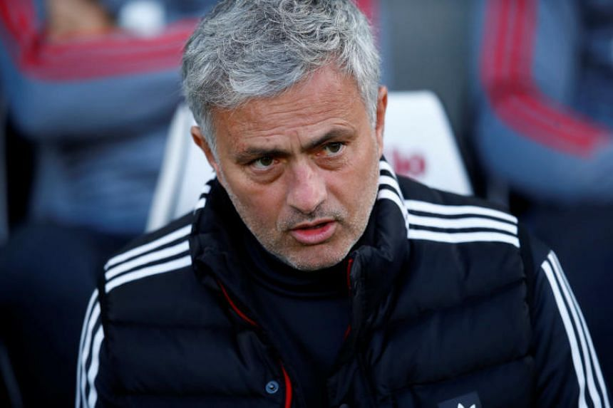 Manchester United manager Jose Mourinho said that everyone at the club was optimistic that former manager Alex Ferguson would recover.