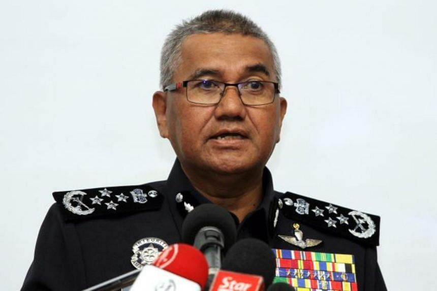 Malaysia's Inspector General of Police Mohamad Fuzi Harun said that pictures purportedly showing army vehicles in Putrajaya were fake.