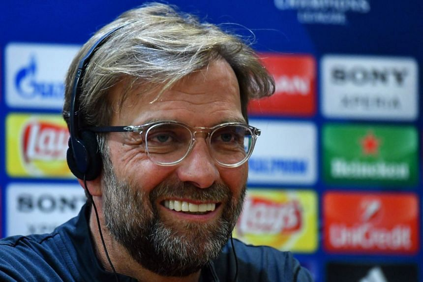Klopp (above) has a full week to prepare for the crucial fixture against Brighton.