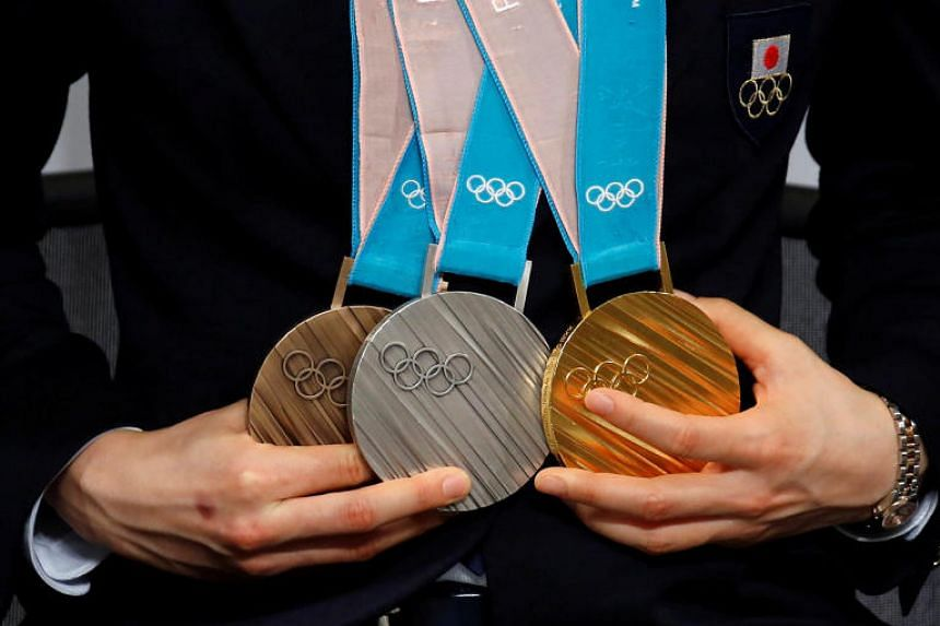 A total of at least 5,000 medals are required for the Tokyo Olympics and Paralympics.