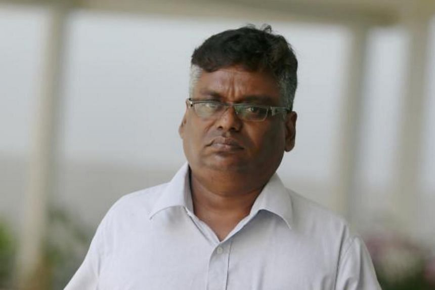 Rajkumar Padmanathan, 49, pleaded guilty to 19 cheating charges involving more than $150,000.