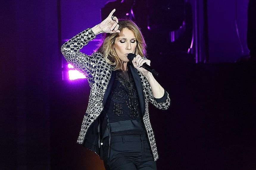 Celine Dion says she decided to do an Asian tour so she can meet fans that she has never met before.