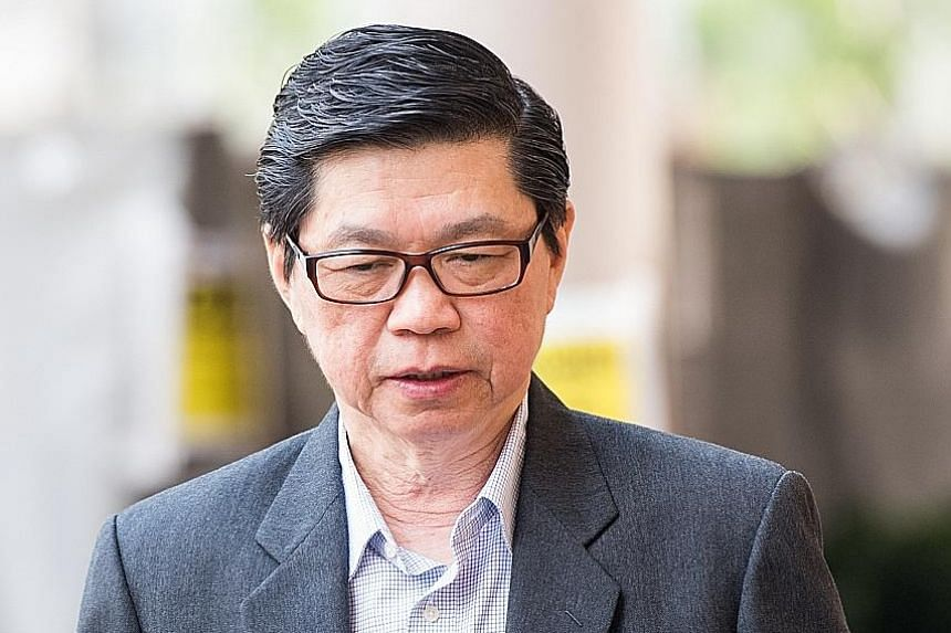 Assistant Superintendent Carol Ong said Wee Teong Boo agreed to give his blood sample after she told him she could get a court order to compel him to do so. DNA tests eventually proved inconclusive.