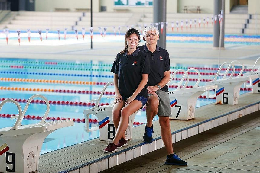 Hungarian coach Jozsef Nagy, who has mentored several Olympic medallists, will be aided by former national swimmer Mylene Ong.