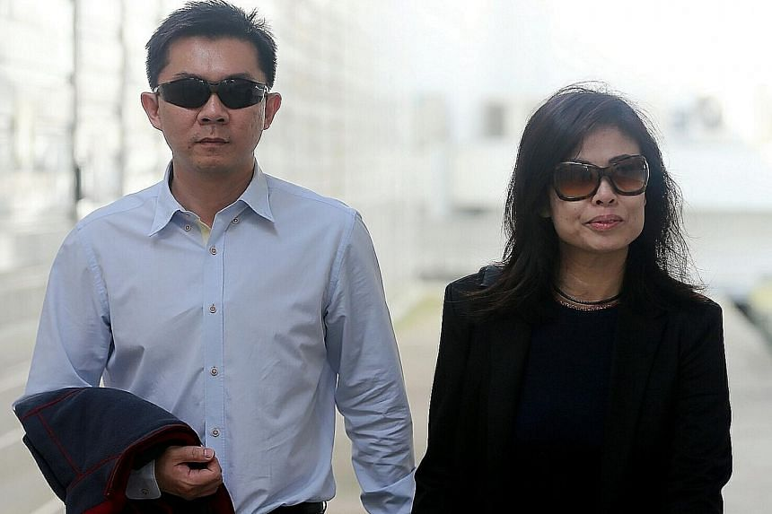 Tay Wee Kiat and his wife Chia Yun Ling had to pay for each incidence of abuse as well as the loss of the maid's wages.