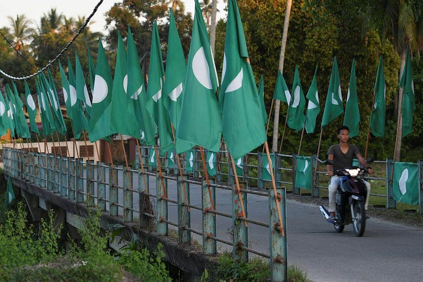 Parti Islam SeMalaysia (PAS) retained its stronghold in Kelantan and also took over the next-door state of Terengganu.