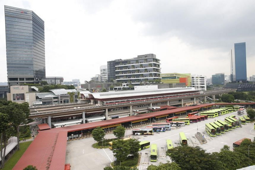 The Jurong Region Line will serve residents of Jurong, among other neighbourhoods.