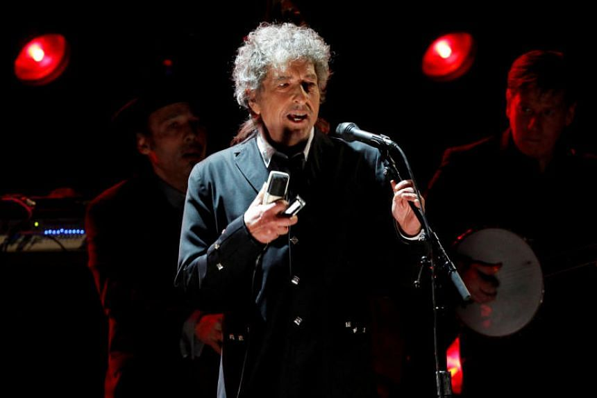 It will be Bob Dylan's first show here since winning the Nobel Prize in literature in 2016.
