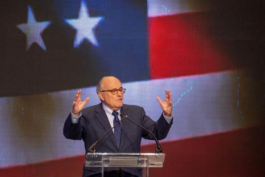 Rudy Giuliani said neither he nor US President Donald Trump know why Michael Cohen received payments from AT&T Inc, Novartis AG and a firm linked to Russian oligarch Viktor Vekselberg.