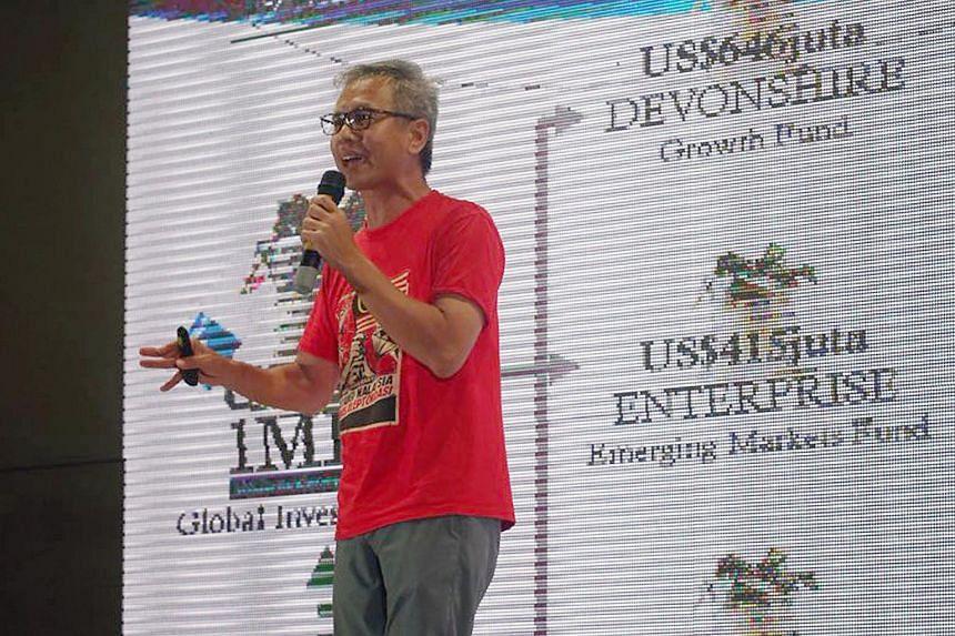 Mr Tony Pua (above) of Parti Keadilan Rakyat, won 121, 283 votes compared to Barisan Nasional's Ho Kwok Xheng, who received only 14,380 votes.