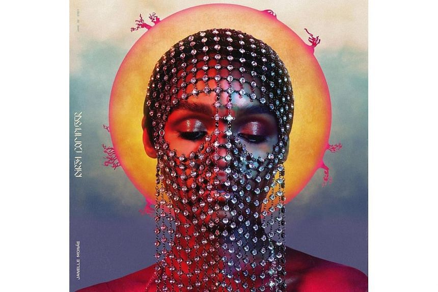 DIRTY COMPUTER - Janelle Monae