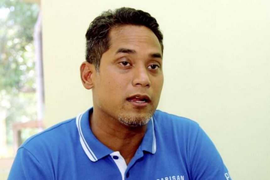 Umno Youth chief Khairy Jamaluddin, who will now be an opposition MP, said that he would strive to keep the ruling government in check.