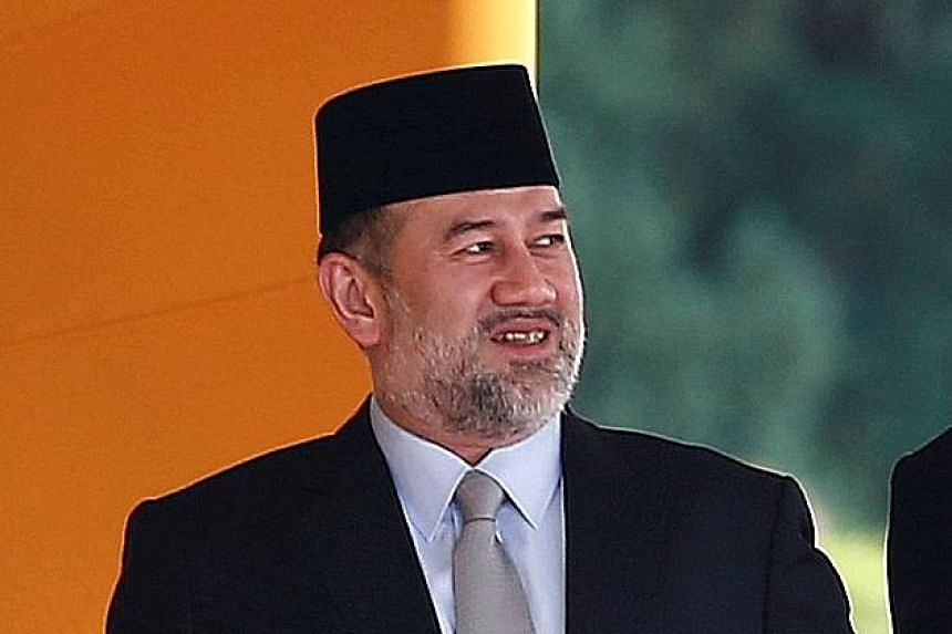 Sultan Muhammad V of Kelantan was installed as the 15th Agong in December 2016 in a unique rotational system steeped in royal tradition.