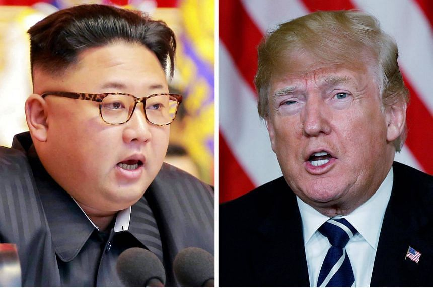 United States President Donald Trump's face-to-face with North Korean leader Kim Jong Un went from taunts to talks in a 18-month diplomatic roller-coaster.