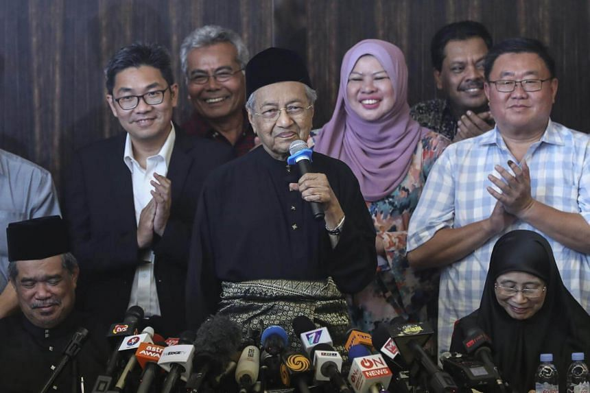 Malaysia's seventh Prime Minister Mahathir Mohamad expressed concerns over existing government debt, which he claimed was reaching RM1 trillion (S$335 billion).