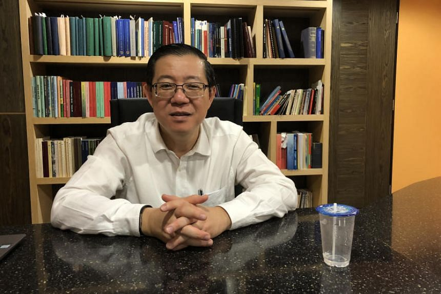 A DAP leader said Mr Lim Guan Eng would remain as chief minister for a while to tie up loose ends.