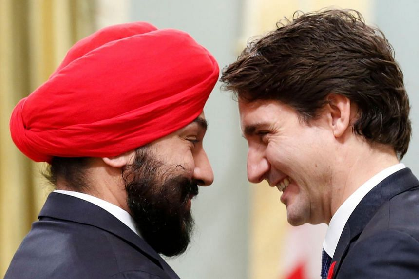 Trudeau to shuffle cabinet after Indo-Canadian minister quit