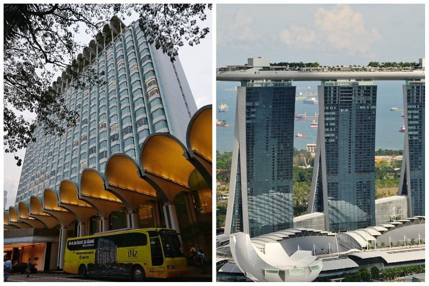 Rooms at the Shangri-La Hotel and Marina Bay Sands were sold out on the dates surrounding the summit, according to their websites and third-party booking platforms.