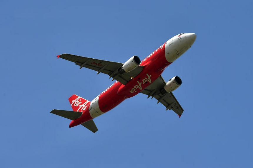 AirAsia said it would inform passengers of affected flights through e-mail and text message.