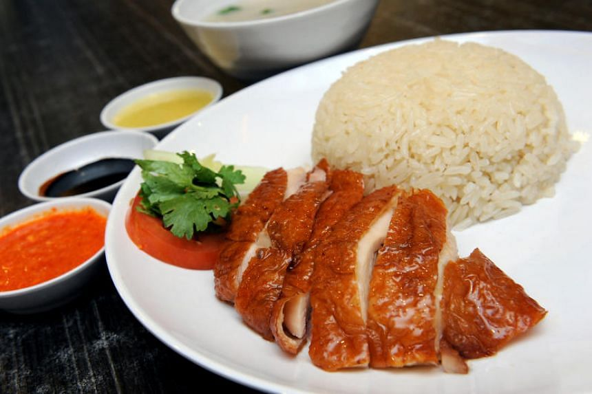 When asked, 34 per cent of respondents said they would recommend chicken rice to US President Donald Trump and North Korean leader Kim Jong Un.