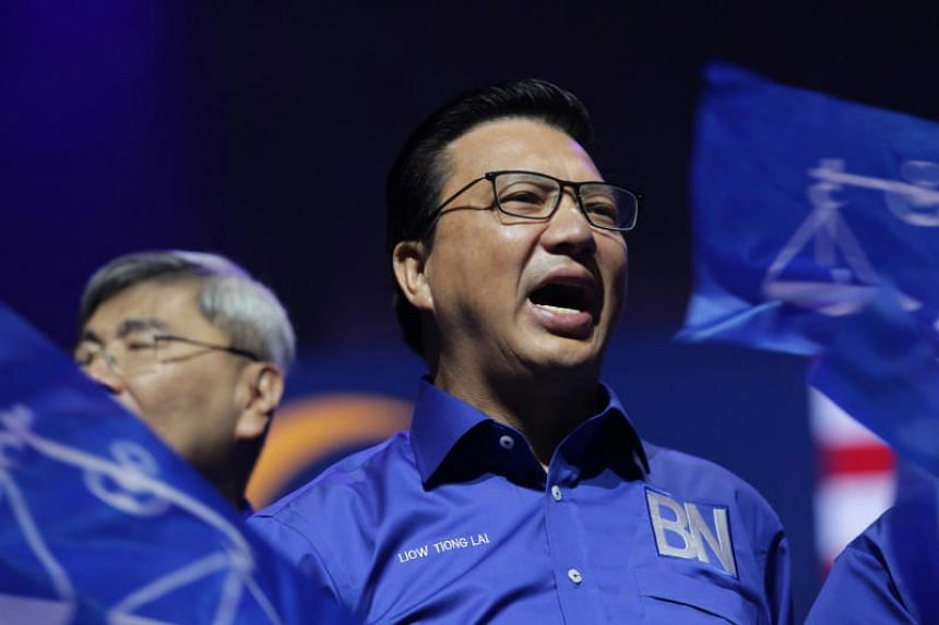 The president of Malaysian Chinese Association Datuk Seri Liow Tiong Lai said he will not seek re-election in the coming party polls following the party's poor performance in the just-concluded general election.