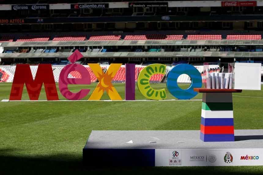 The joint bid from the US, Mexico and Canada are believed to be favoured by the Fifa hierarchy.