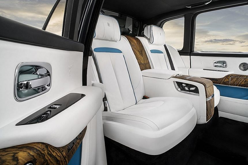 """The Rolls-Royce Cullinan is the world's first """"three-box"""" sport utility vehicle - a car with a defined bonnet section, cabin section and boot section."""