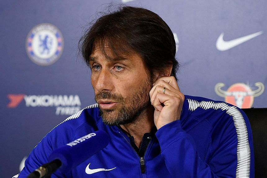 Chelsea boss Antonio Conte took aim at his predecessor Jose Mourinho, saying the Blues won the Premier League title after he took over from the Portuguese in 2016.