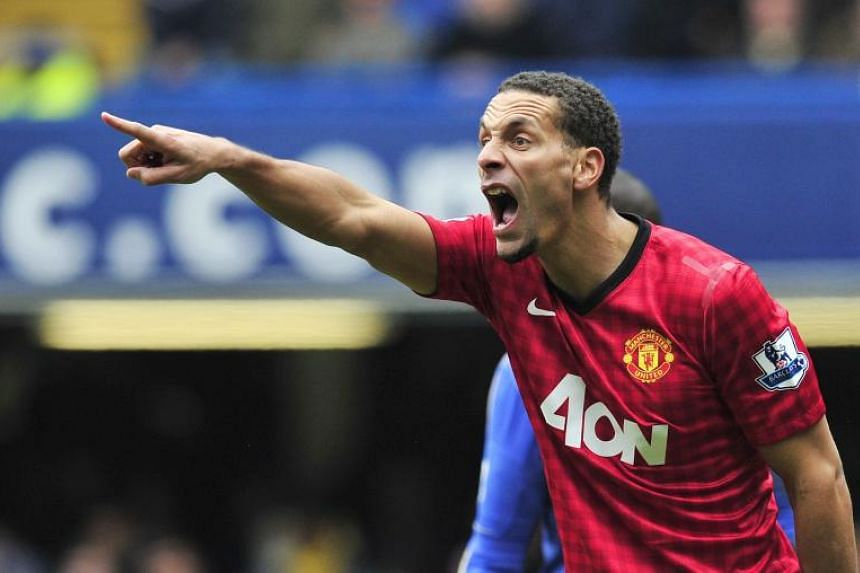 Rio Ferdinand won 81 caps for England from 1997-2011, most of them while at Manchester United.