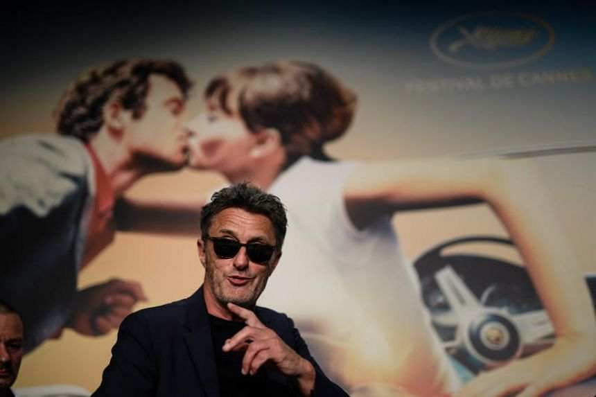 Polish director Pawel Pawlikowski attends the press conference for Cold War during the 71st annual Cannes Film Festival, in Cannes, France on May 11, 2018.