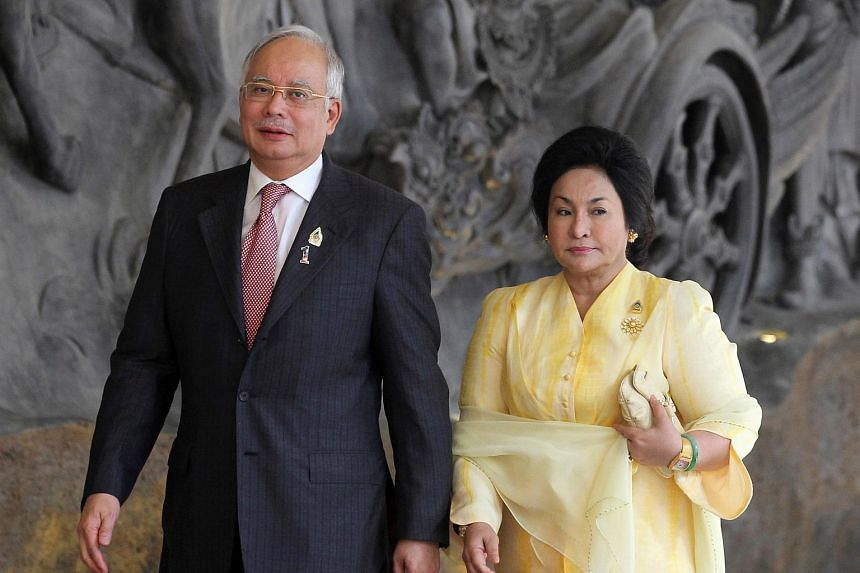 Ousted Malaysian Prime Minister Najib Razak and his wife were named as passengers on the flight manifest of a private jet scheduled to fly to Jakarta.