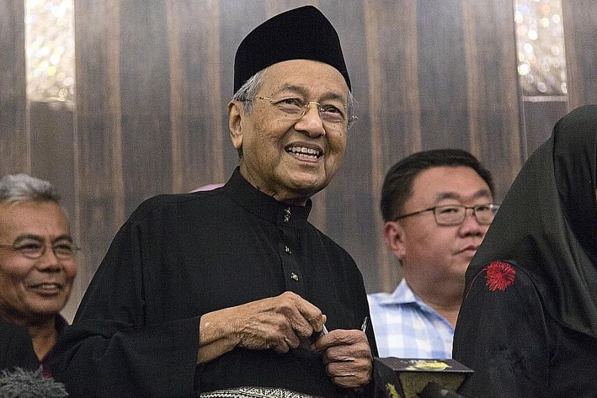 Watchers point to the priorities Tun Dr Mahathir Mohamad spoke of during his first press conference as Prime Minister on Thursday as signs that Malaysia and Singapore will continue to find common cause.