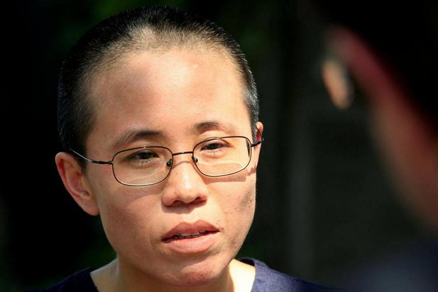 Liu Xia has been under de facto house arrest despite facing no charges ever since her husband was awarded the Nobel Peace Prize in 2010.