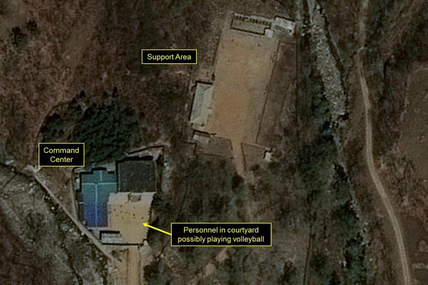 North Korea decided last month to end all nuclear and long-range ballistic missile tests and close its only known nuclear test site, located in Punggye-ri in the northeast of the country.