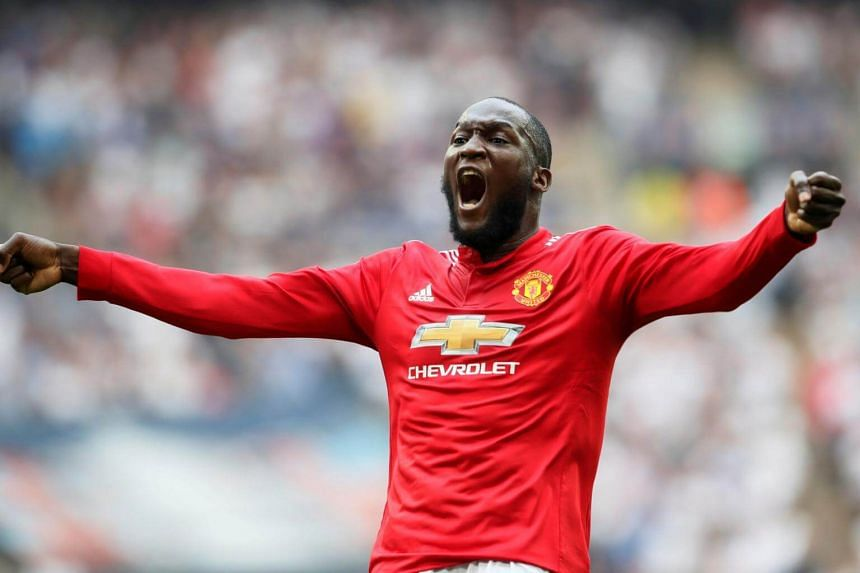 Manchester United's Romelu Lukaku has not featured for United since suffering an ankle injury in their win over Arsenal last month.