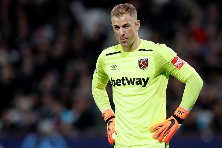 West Ham United goalkeeper Joe Hart will be returning to Manchester City for talks over his future.