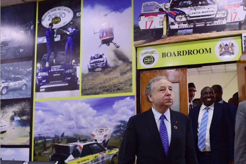 International Automobile Federation (FIA) president Jean Todt responded to criticism from F1 drivers about rule changes to the sport.