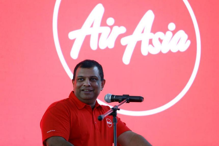 AirAsia CEO Tony Fernandes apologised in a video posted on his Facebook page for buckling under government pressure.