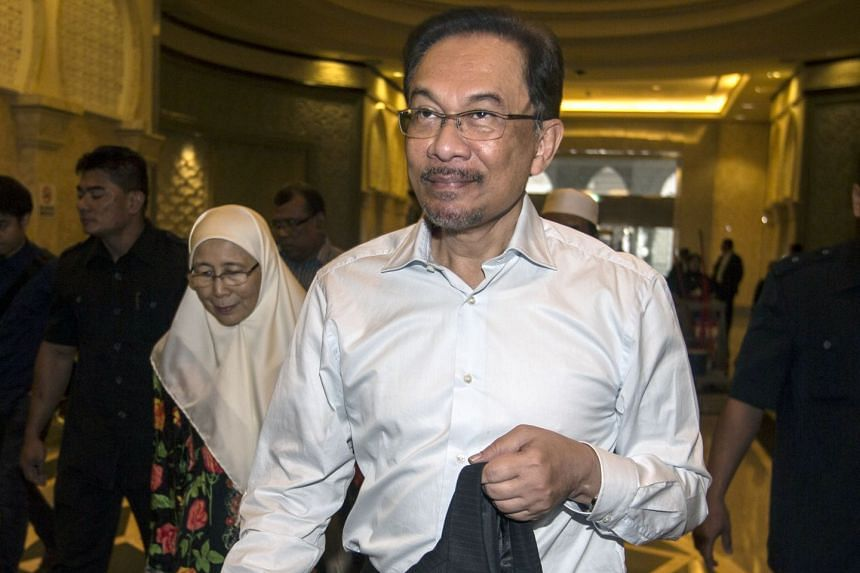 According to the PKR, the Pardons Board will meet on May 16, 2018 to discuss the application for a Royal Pardon for Datuk Seri Anwar Ibrahim.