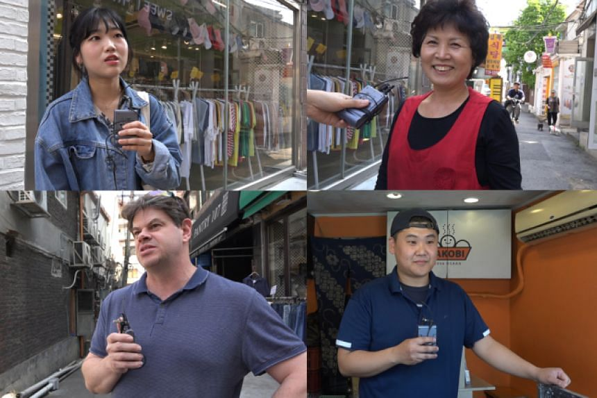 South Koreans' responses to media exposure of North Korean leader Kim Jong Un ranged from skepticism to amusement and surprise.