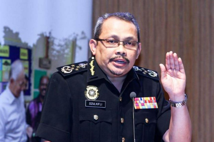 Chief commissioner of the Malaysian Anti-Corruption Commission an Sri Dzulkifli Ahmad resigned from his position on May 14, 2018.
